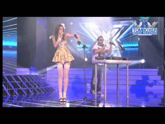 TOM BOXER MORENA @ X-FACTOR BULGARIA - NOVA TV LIVE 12th oct 2011
