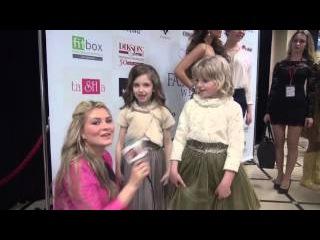Интервью Яны и Насти моделей из студии Марины Дрождиной на Estet Fashion Week -