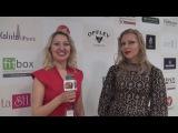 Интервью Валерии Романовой на Estet Fashion Week -