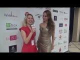 Интервью Анны Калашниковой на Estet Fashion Week -