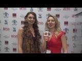 Интервью Кристина Попушой на Estet Fashion Week -