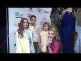 Интервью детей моделей из студии Марины Дрождиной на Estet Fashion Week -