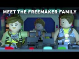 Meet the Freemaker Family | LEGO Star Wars: The Freemaker Adventures