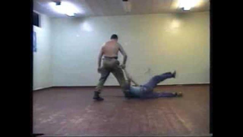 Казачий рукопашный бой СКАРБ ноябрь 1999 г.