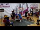 Bench Press 142,5 kg (314,16 lbs) AWPC