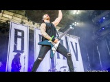 Bullet For My Valentine - No Way Out &amp Tears Don't Fall (Live at Resurrection Fest 2016)