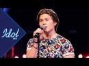 Feliks Parik sjunger Dancing On My Own i Idol 2016 - Idol Sverige (TV4)