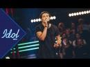 Feliks Parik sjunger Counting Stars i Idol 2016 - Idol Sverige (TV4)