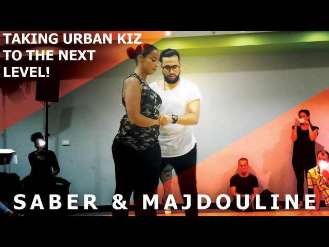 Saaphy - Ritmo Kizomba / Saber Majdouline Urban Kiz Dance @ Brussels Kizomba Congress 2017
