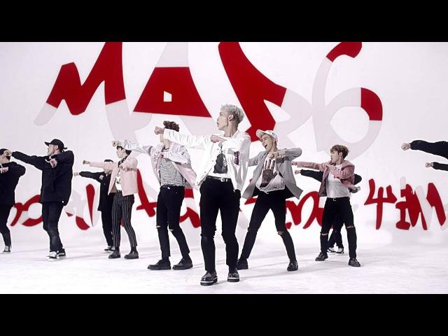 MAP6 『魅力発散TIME JPNver 』MV full ver