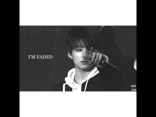 i'm faded... +rm- jiminized | hiatus +dt- blissful poppy