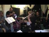 17 HIPPIES rehearsing Zapateado (Album BIESTER, 2014)