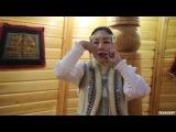 Звуки Царства вечной мерзлоты якутская девушка играет на хомусе  На Geely в Яку...