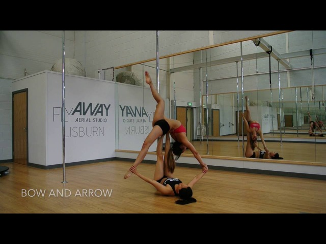 10 Easy Pole double Moves