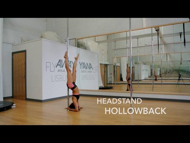 10 Easy Pole Split Moves