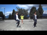 After School Red  After School Blue - In the Night Sky &amp Wonder Boy (DANCE COVER)