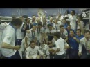 Watch the players La Undécima celebrations in the dressing room!
