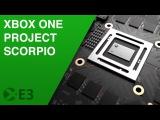 Xbox One Project Scorpio Teaser - E3 2016