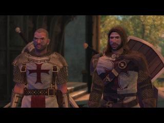The First Templar часть 1: Спасение Пленника