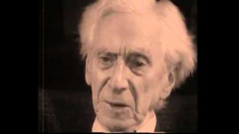 Bertrand Russell's Advice for Future Generations