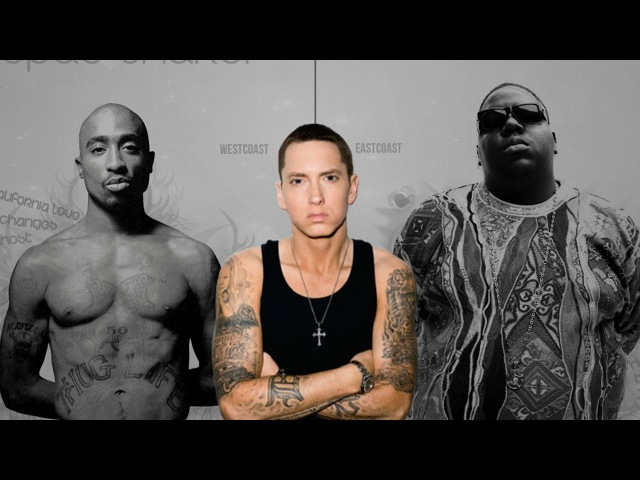 Eminem ft. 2Pac The Notorious B.I.G - Final Day