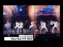 세븐틴 Seventeen4K 직캠Very Nice 아주 NICE@1119 Rock Music