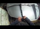 Постройка самолета из поликарбоната крыло ч 4 Обшивка крыла