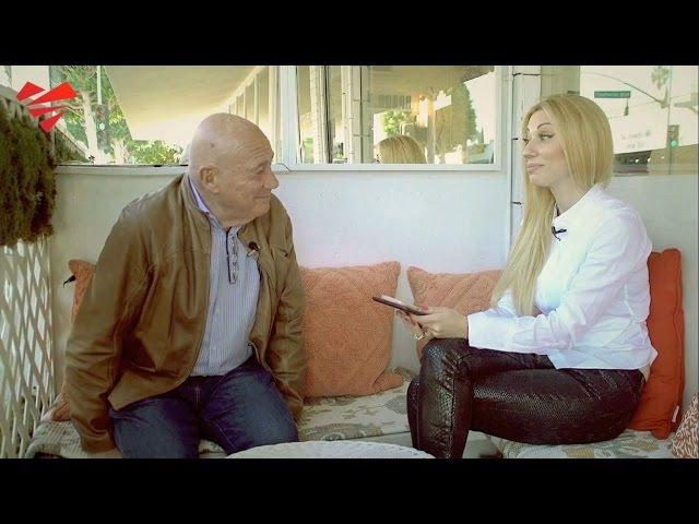 Откровенное интервью с Владимиром Познером в Лос Анджелесе