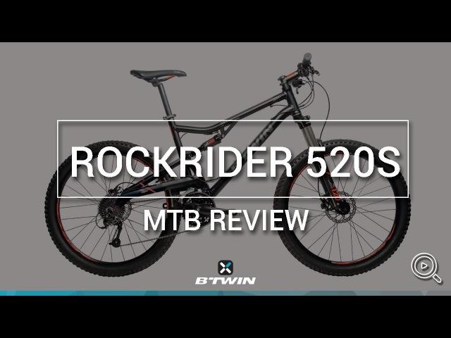 MTB ROCKRIDER 520S B'TWIN VTT ROCKRIDER 520S B'TWIN