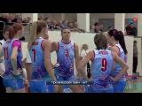 Чемпионат России  Женщины Енисей  - Заречье