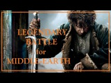 LEGENDARY BATTLE for MIDDLE-EARTH | The HOBBIT:Trilogy