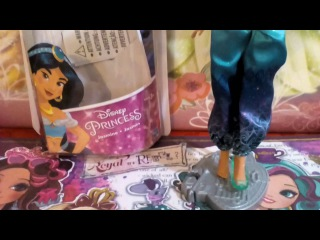 Обзор на куклу DisneyPrincess 'Jasmine'/ Review Disney Princess 'JASMINE'