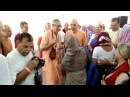 Niranjana Swami After initiation at Sadhu sanga festival in Russia 16 Sep 2016