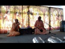 Niranjana Swami Initiation at Sadhu sanga festival in Russia 16 Sep 2016