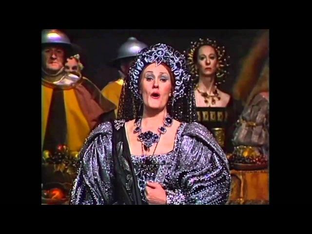 Dame Joan Sutherland 'Era desso il figlio mio' Donizetti's Lucrezia Borgia