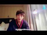 Indo Sub BTS TaehyungV Live