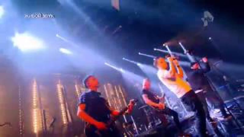 Раскаленные будни. Группа 25/17 живой концерт. Соль на РЕН ТВ