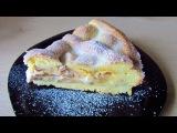 Пирог с яблоками Pie with apples