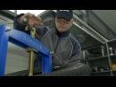 Часть 2. Правильный ремонт шины, боковой порез с материалами Rossvik
