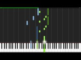 River Flows In You - Yiruma Piano Tutorial (Synthesia)