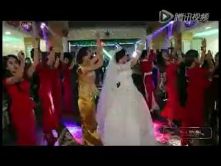 Уйгурская свадьба танец флешмоб