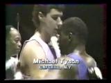 Mike Tyson vs Kelton Brown 2 (amateur fight)
