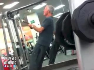 Best of Awkward Gym Moments v.5