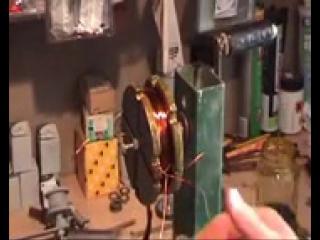 Ветрогенератор 24В 2500Ватт своими руками. Часть 1