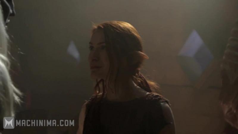 Эпоха Дракона: Искупление / Dragon Age: Redemption - 1 серия [Shadow Dub Project]