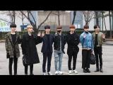 [Видео] 170407 GOT7 @ По пути на KBS Music Bank