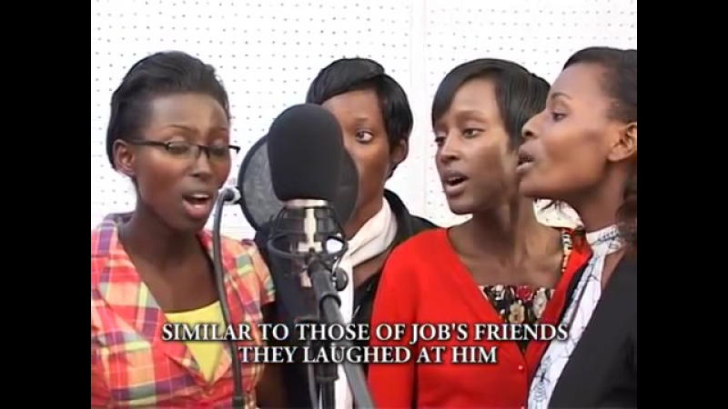 Ambassadors of christ choir Rwanda-Mtegemee Yesu