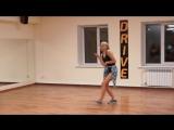 Реггетон тренера Елена выступление на отчетном концерте октябрь 2015 Школа танцев Драйв