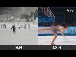 Фигурное катание 1924-2014