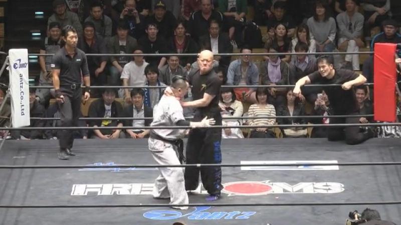 Buddha Brahman, Karate Brahman, Karate Brahman 2, Muay Thai Brahman vs. Chikara, Isami Kodaka, Kenichiro Arai, Mitsuo Momota